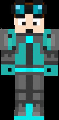 Dantdm Minecraft Story Mode Nova Skin