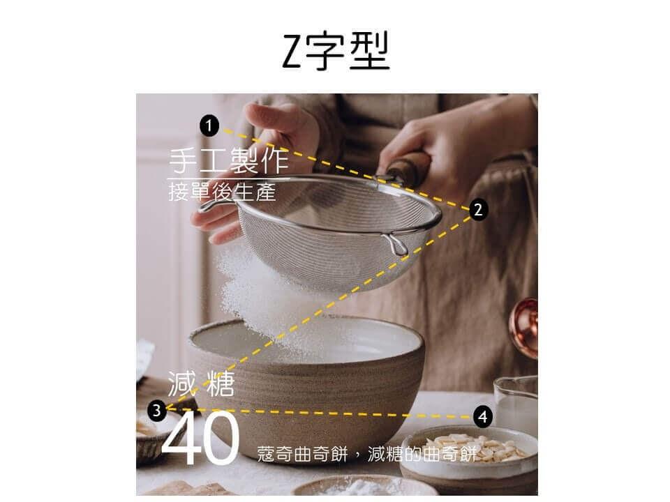 視覺動線-Z字型