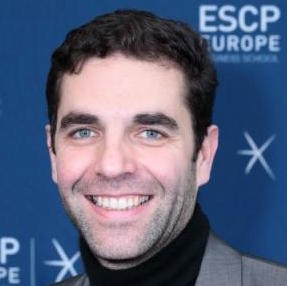 Sylvain bureau ESCP