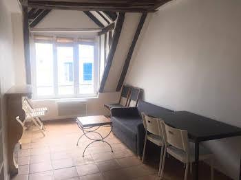 Appartement meublé 2 pièces 45,02 m2