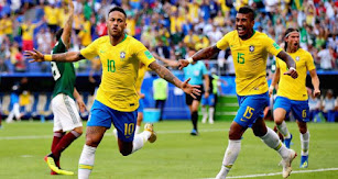 Brasil empieza a dar miedo en el Mundial.