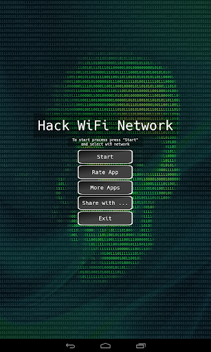 Hack WiFi Network Prank