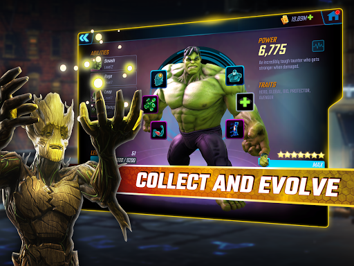 MARVEL Strike Force 1.3.2 gameplay | by HackJr.Pw 17