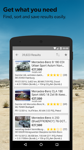 mobile.de u2013 vehicle market  screenshots 3