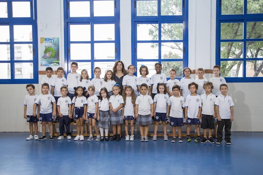 Almería. Colegio Sagrada Familia, 1ºB