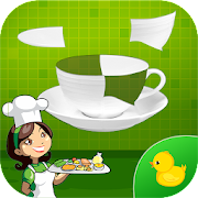Game Kitchen PuzzleGame for Kids apk for kindle fire