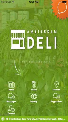 Amsterdam Deli