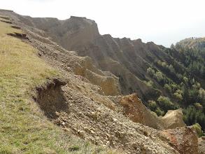Photo: Budulec khevi/chewi (doliny okresowej  rzeki).