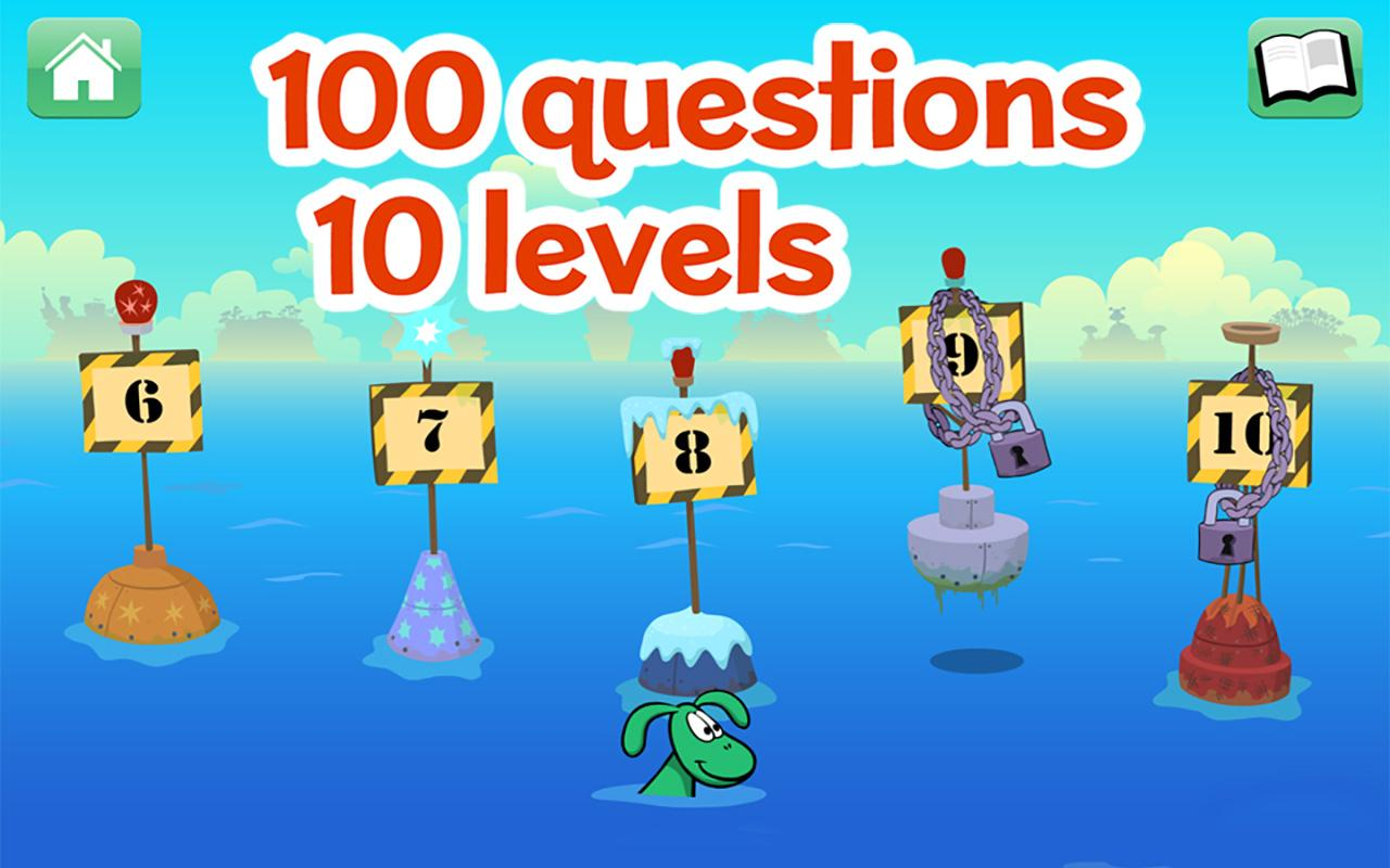 Nessy Reading Challenge- screenshot
