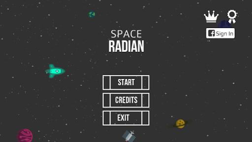 Space Radian