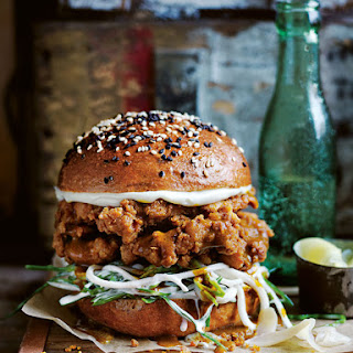 Chicken Burger Sandwich Recipes