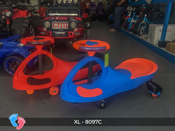Xe lắc cho trẻ em Broller XL-8097C 1