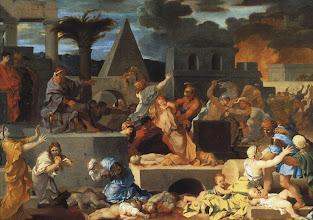 Photo: - Le Massacre des innocents (Worcester, The Worcester Art museum) - Sébastien Bourdon
