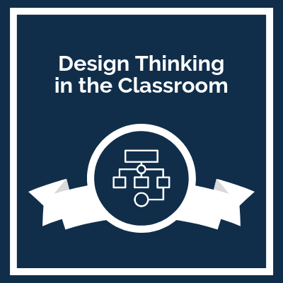 Design Thinking in the Classroom Course Logo