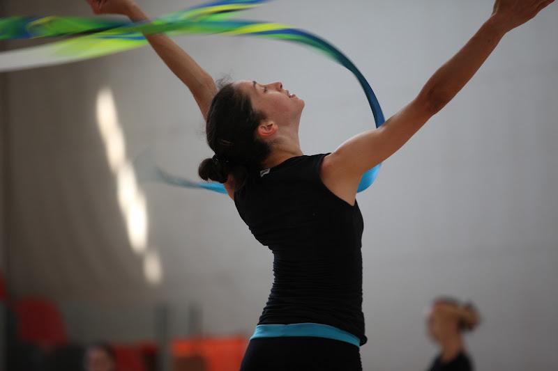 Photo: Neta Rivkin - Rhythmic Gymnastics