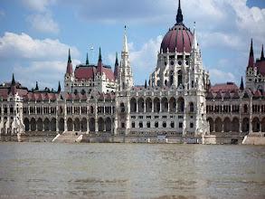 Photo: Parlament w 2009 - malowanka