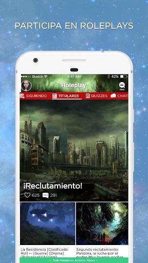 rol amino para roleplay screenshot 1