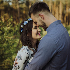 Wedding photographer Anna Krupka (annakrupka). Photo of 15.08.2017