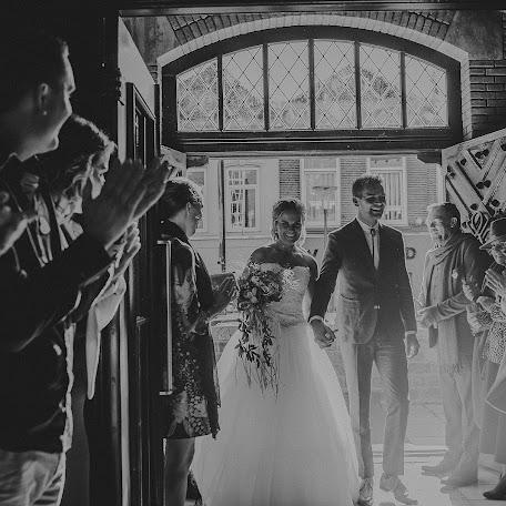 Wedding photographer Ronald De bie (trouwfotograafb). Photo of 21.11.2017