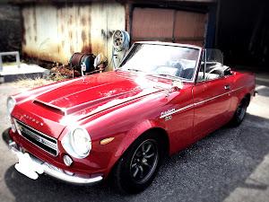 フェアレディー SR311  1969のカスタム事例画像 yurakiraさんの2019年02月28日23:45の投稿