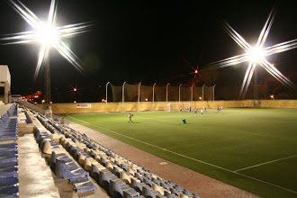 Photo: 03/02/12 v CF Union Pedro Hidalgo (Gran Canaria Regional League Div 2 Grp 2) 0-2 - contributed by Paul Roth