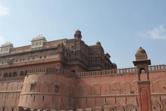 Photo: Junagarh fort, Bikaner