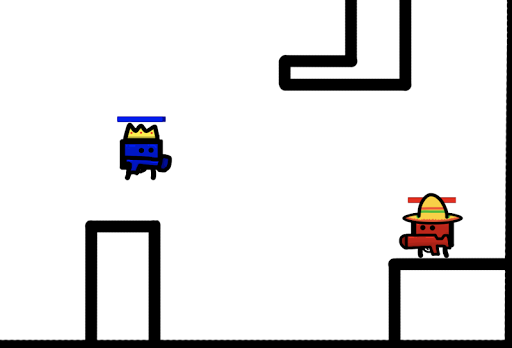 BVR Blue VS Red (2 Players) 0.1.8 screenshots 3