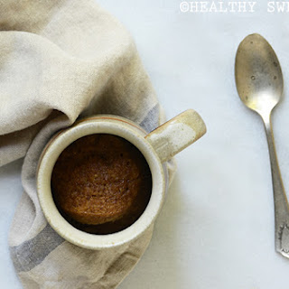 The Best Pumpkin Spice Mug Cake for One