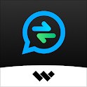 Wutsapper - WhatsApp from iPhone to Android icon