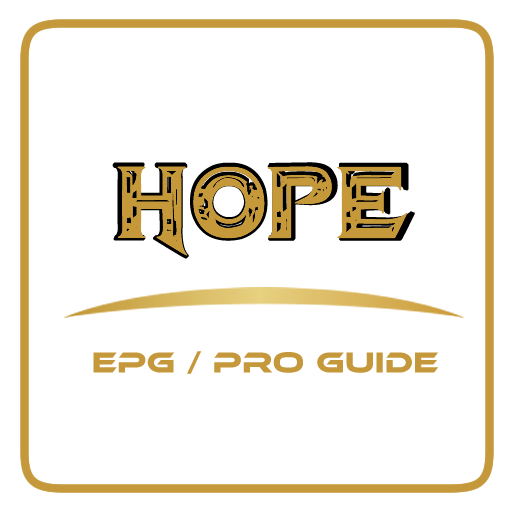 Hope EPG / Pro Guide - Apps on Google Play