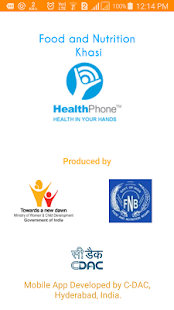 FNB Khasi HealthPhone- screenshot thumbnail