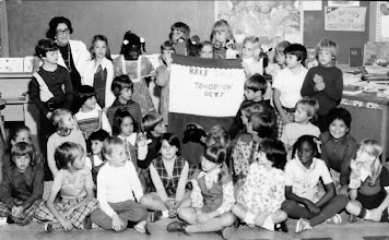 Photo: Mrs. Diegel and her 3rd Grade class. Mrs . Diegel taught at St. Francis School from 1970-1994. After retirement she provided tutoring services for St. Francis.