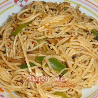 Thai Curry Noodles Recipe