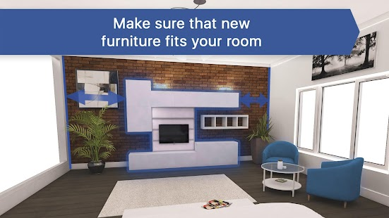 room planner home interior design for ikea android apps on google play. Black Bedroom Furniture Sets. Home Design Ideas
