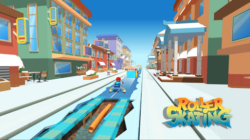 Roller Skating 3D screenshot 22