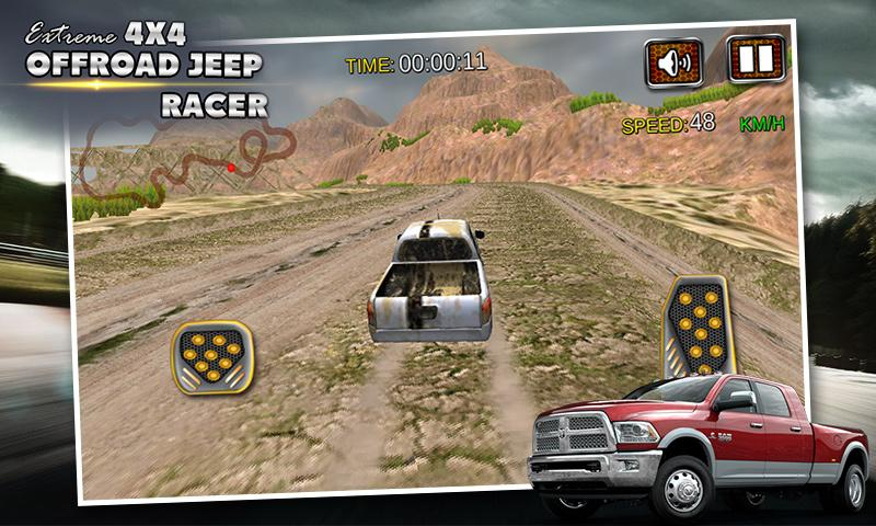 extreme 4x4 jeep giveaway extreme 4x4 offroad jeep racer android apps on google play 4300