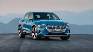 El Audi E - TRON, 100 % eléctrico