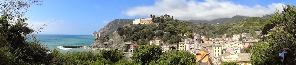 Photo: We started our hike to Vernazza