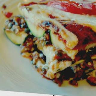 """Summer """"skinny"""" Lasagna"""