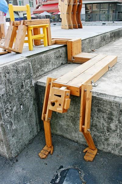 海安路公共藝術+享受地吸引力的最佳姿勢