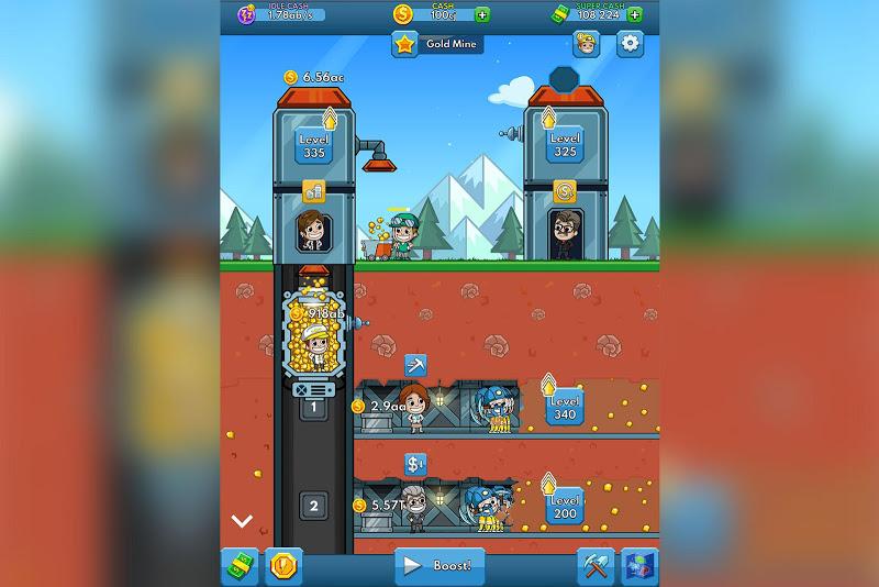 Idle Miner Tycoon - Mine Manager Simulator Screenshot 7