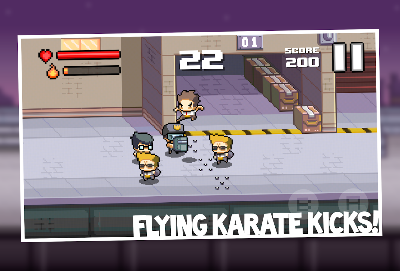 Beatdown!- screenshot