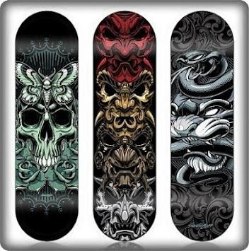 skateboard design ideas apk screenshot thumbnail 5 - Skateboard Design Ideas