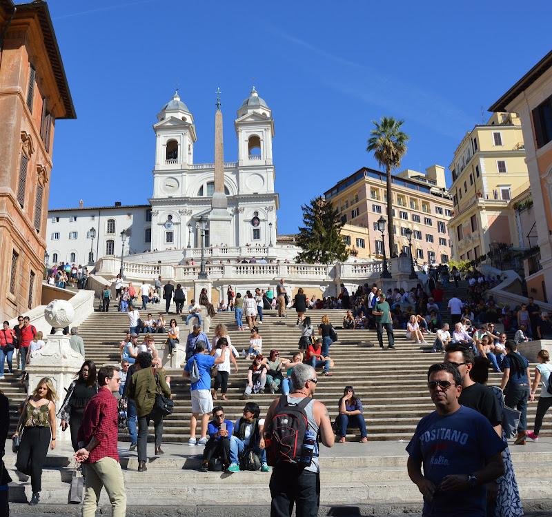 Siesta in Rome. di nancy_miraglia