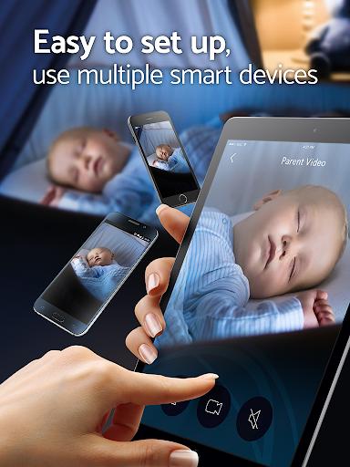 BabyCam: Baby Sleep Monitor & Nanny Cam - 3G, Wifi  screenshots 6