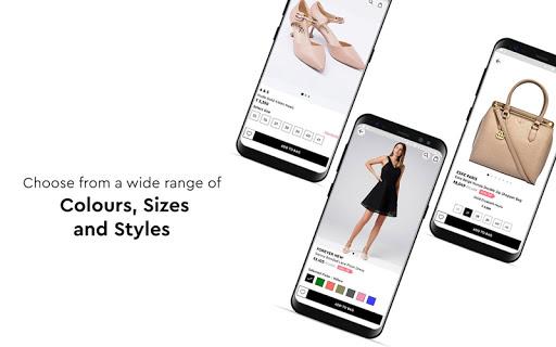 Nykaa Fashion u2013 Online Shopping App screenshots 5