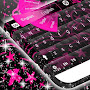 Emo Pink Keyboard APK icon