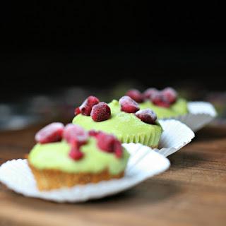 Mini Avocado Key Lime Tarts