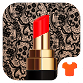 Lips Theme - Red Lips Wallpaper & Icon Android APK Download Free By Love Themes For Android Free.