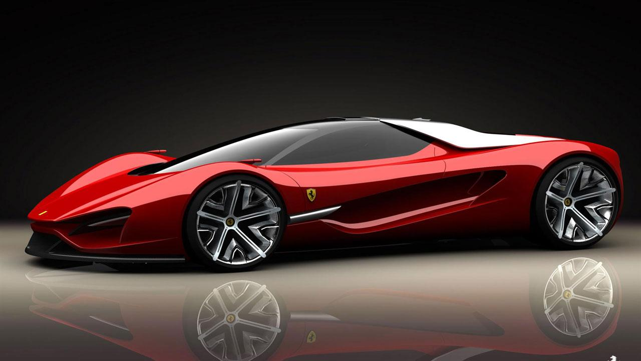 Concept car magazine cool car wallpapers - Racing Car Live Wallpaper Screenshot